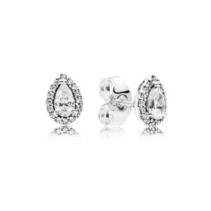 PANDORA Radiant Teardrops Stud Earrings